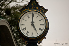 Morehead City clock (BAR Photography) Tags: waterfront moreheadcitync moreheadcity waterfronts publicwateraccess moreheadcitywaterfront northcarolinawaterfronts moreheadcitydocks waterfrontphotos