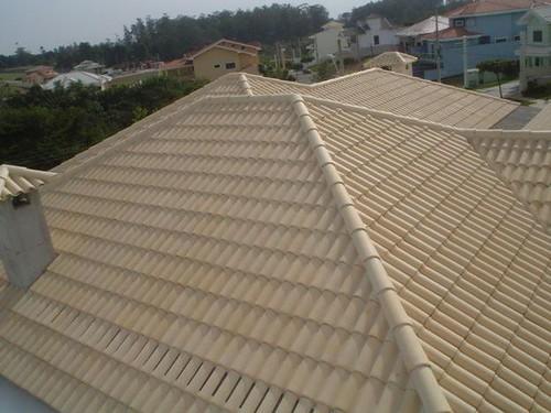 fotos de telhados de casas