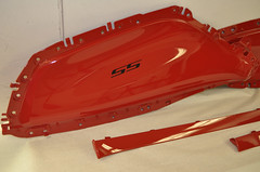 """Camaro Door Panels - Custom Painted With SS Emblems • <a style=""""font-size:0.8em;"""" href=""""http://www.flickr.com/photos/85572005@N00/4929212011/"""" target=""""_blank"""">View on Flickr</a>"""