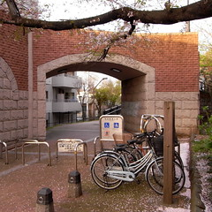 Akabane Pedestrian Path 02