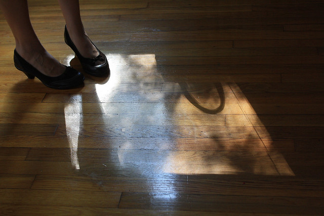 Pshoes and shadows
