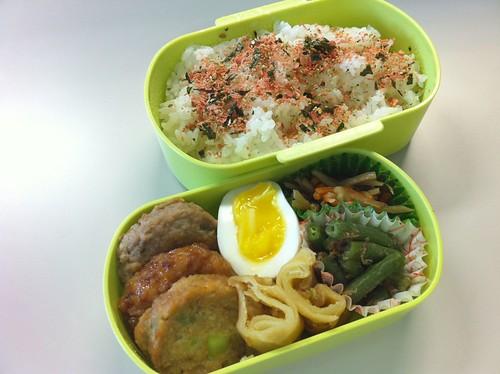 今日のお弁当 No.3 – 鮭