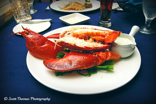 Narcoossee's Maine Lobster
