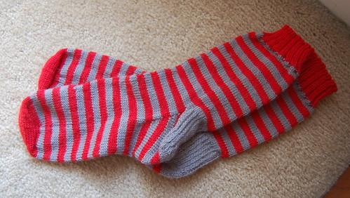 FO: Ohio State socks