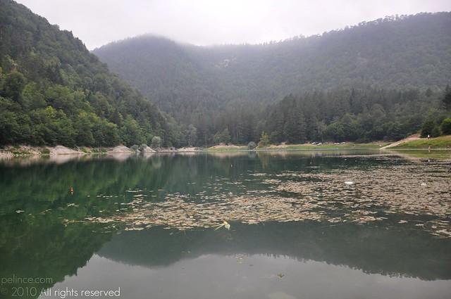 Sülüklü Göl  Bolu  Turkey