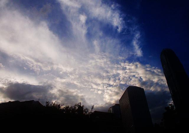 Cloudy Drama