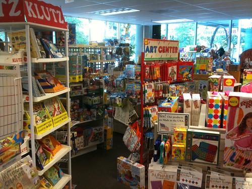 Kazoodles kid-powered toys