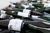 bottles, lots of bottles
