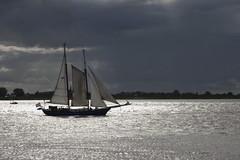 2-Masted Schooner Stortemelk by g_heyde