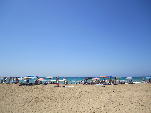 Beach - Southern Most Point of Sicily