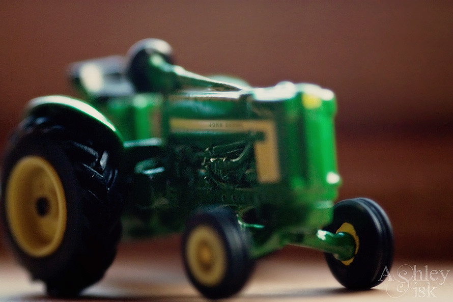 Tractor Macro RS
