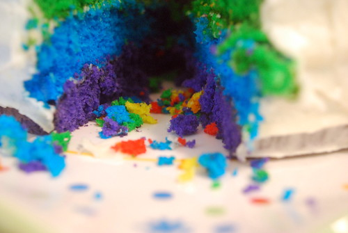 Love the Colorful Crumbs