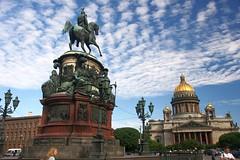 Sankt-Peterburg (Vecaks.narod.ru) Tags: russia nikolaj sankt peterburg isaakij