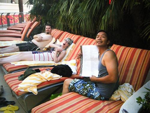 Randy, Krista, and John