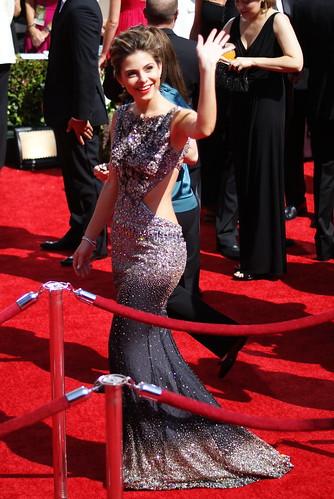 Maria Menounos vestido Emmy