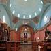 Altar de la Iglesia de Lunahuana, Cañete, Peru