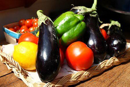 legumes d'ete