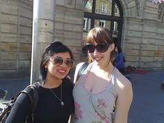Angela + Gwenny Buchanan Street Glasgow