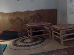 Tchai Ovna Theehuis Ortago Lane Glasgow Zen Room