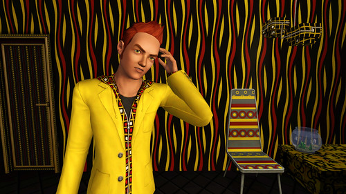 Sims 3 console