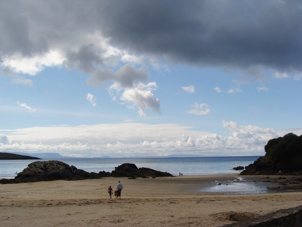 Fintra beach, Donegal