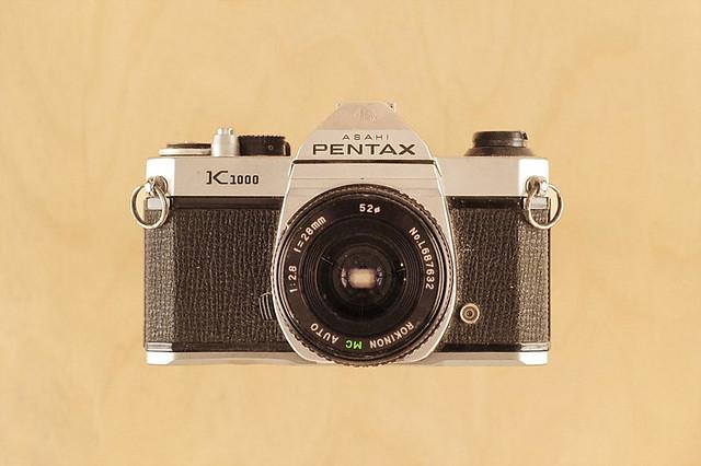 Pentax K-1000