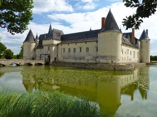Chateau de Plessis Bourrè