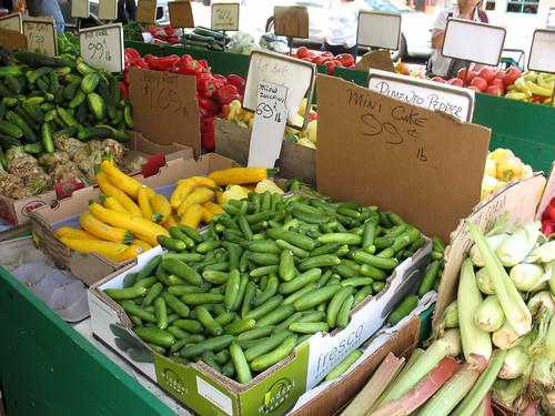 Commercial Drive Veggie Market