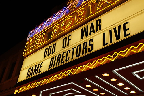 God of War: Game Directors Live