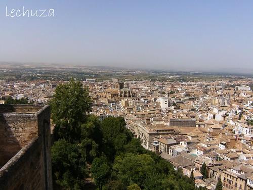 Vistas desde Alhambra
