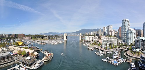 Vancouver - False Creek pano 02