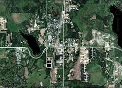 Bethel, MN (via Google Earth)