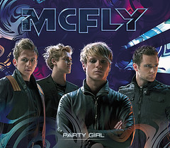 Party Girl cover 2 (McFLY Official Spain) Tags: mcfly partygirl abovethenoise singlecover