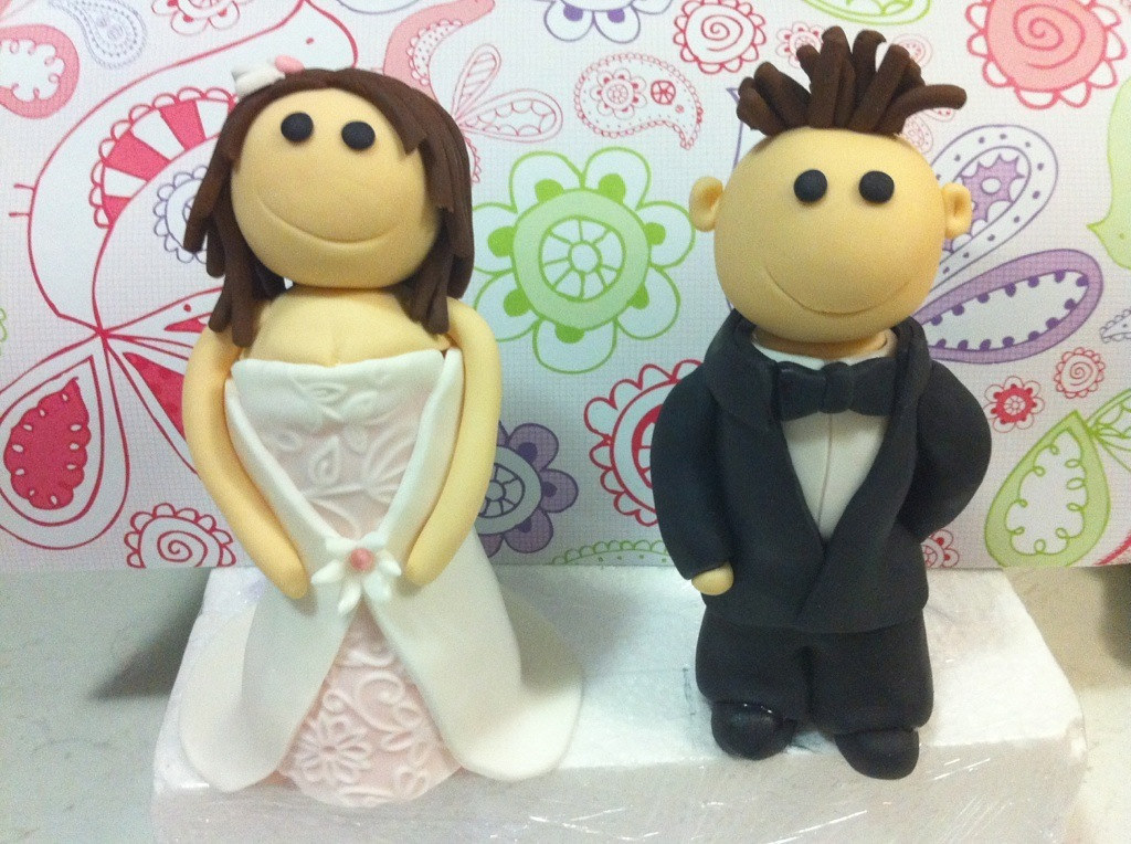 how to make fondant wedding cake toppers the world s best photos by cakes flickr hive mind 15945