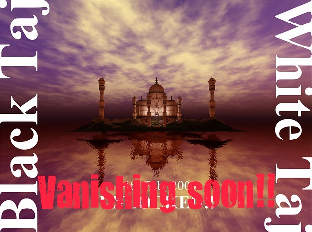 Vanishing soon!!