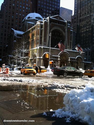 nyc snow storm 20114