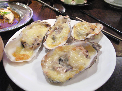 Cheese-Baked-Oyster