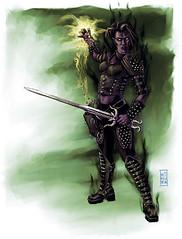genasi (twen5) Tags: wizard genasi swordsage