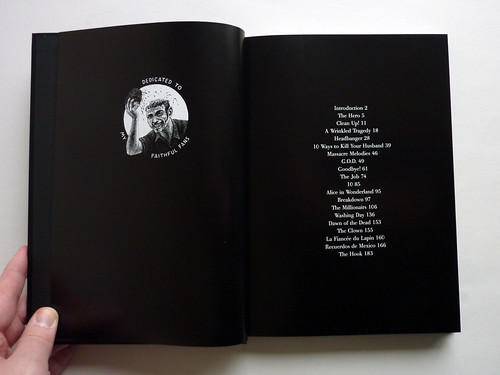 R.I.P.: Best of 1985-2004 by Thomas Ott - Table of Contents