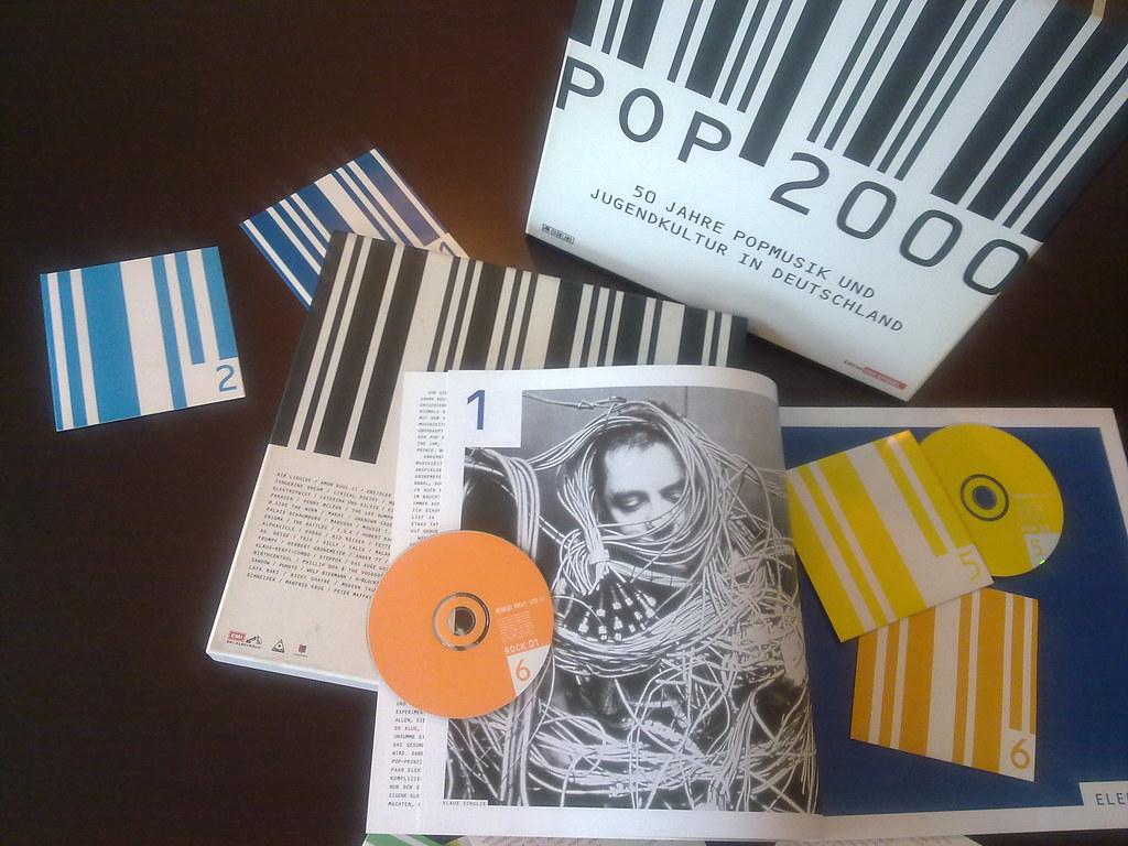Pop 2000 / 50 Jahre Popmusik und Jugendkultur in Deutschland