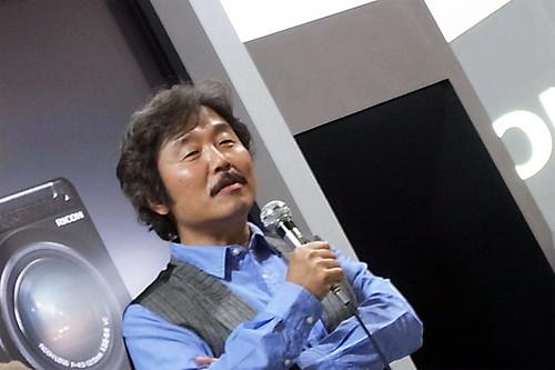 RICOH Talk Live CP+2011 06