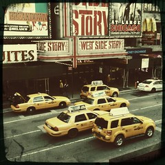 New York (4 of 10) (Nico Brons) Tags: street city people newyork building america buildings timessquare bigapple nrc jackalope iphone iphoneography iphone3gs alliphone