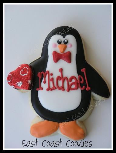 Valentine Penguin  2011