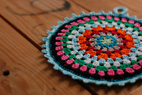 2011 Swap Potholder #1