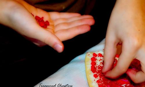 Michael's Hand