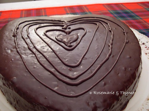 DSCN7318 - Torta cioccolato e noci