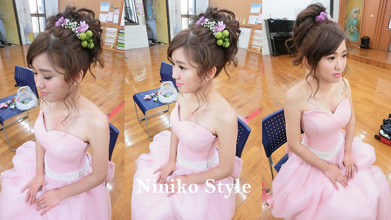 婚紗,自助,花圈,髮型,頭飾
