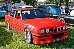 BMW Alpina B10 Bi-Turbo 1991 (Trucks and nature) Tags: bmw alpina b10 bi turbo biturbo straight 6 5 series e34 fast autobahn stormer 90s rare modern classic youngtimer