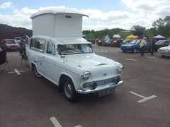 1971 Morris A55 Suntor (quicksilver coaches) Tags: austin morris a55 suntor motorhome motorcaravan vod852k gaydon