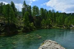 Lago delle Streghe (kyry2010) Tags: lago delle streghe azzurro devero alpe montagna mountain alps lake landscape paesaggio ossola